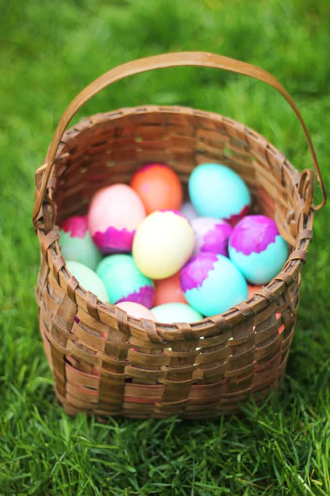 With these 50 + Easter Basket Ideas you can easily create beautiful and affordable Easter baskets whether for babies, child, tween, teen or adult!  easter basket ideas |easter basket stuffers | easter baskets | easter eggs | easter bunny