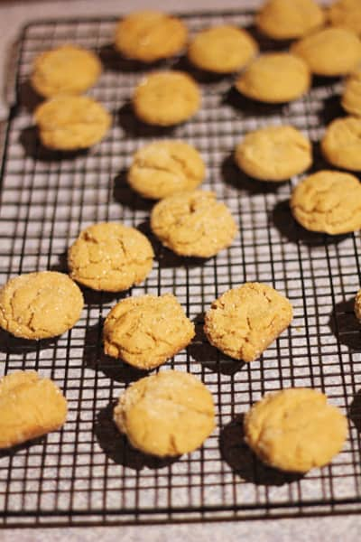 okie recipe and the perfect Christmas cookie recipe for cookie trays and gift plates! ginger cookies 33.1 | ginger cookies recipes | ginger cookies chewy with molasses