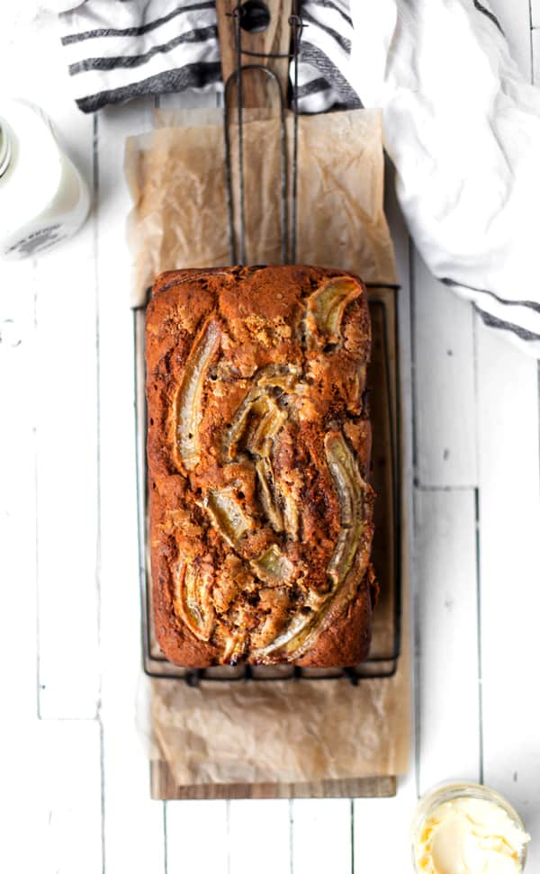 Moist, flavorful, easy to make this Banana Bread Loaf is super versatile. banana bread recipe | banana bread | classic banana bread recipe | healthy banana bread