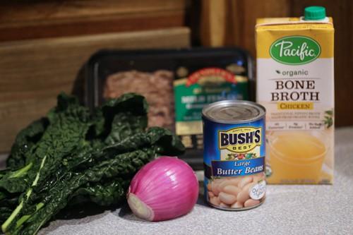sausage kale soup recipe ingredients
