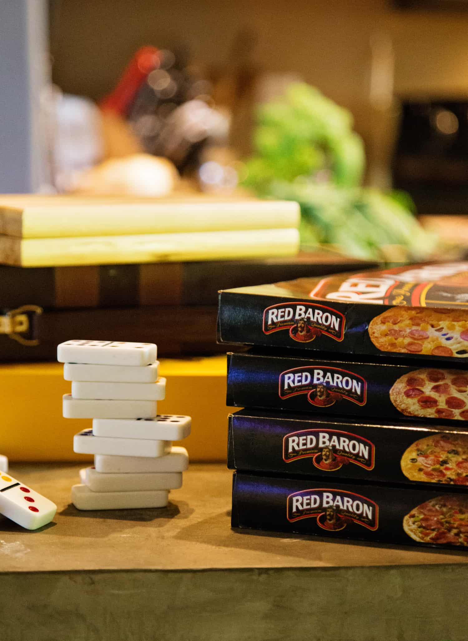 Family Pizza and Game Night #sponsored #WingMama