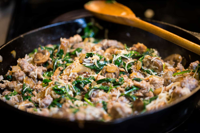 #ad #RefreshinglyHonestSnacks #CollectiveBias Vegetable Sausage Fresh Garden Lasagna