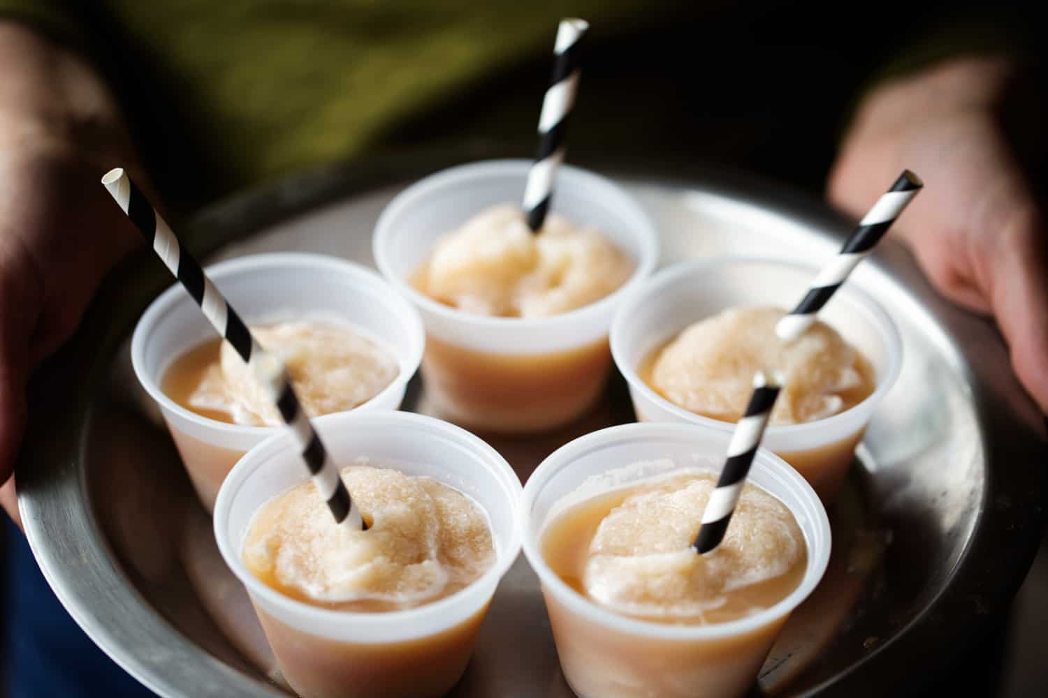 adult cider shooters apple pie frozen shots #TurkeyDayTips #CollectiveBias