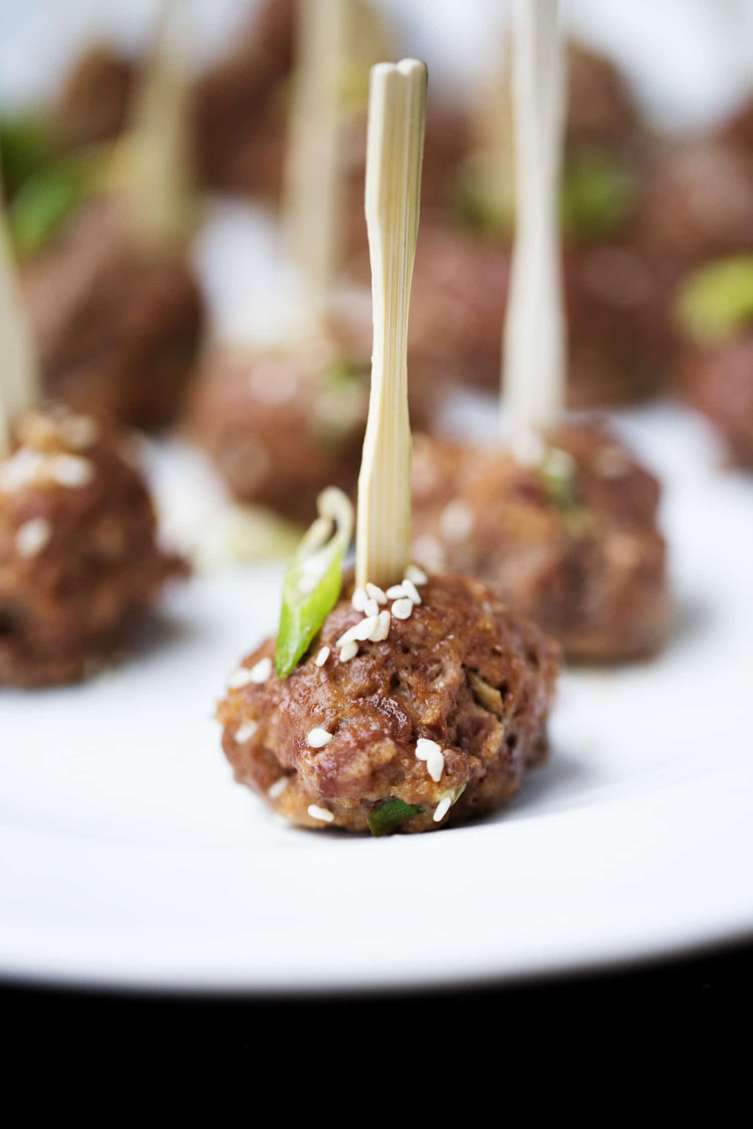 meatball appetizer tray #AuthenticMadeEasy #CollectiveBias