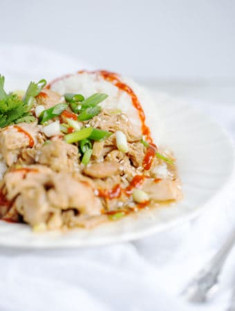 Instant Pot Teriyaki Chicken   pressure cooker chicken teriyaki in minutes   chicken teriyaki from frozen   slow cooker crock pot chicken teriyaki   meal prep teriyaki sauce bowl   Instant Pot Chicken Teriyaki recipe video