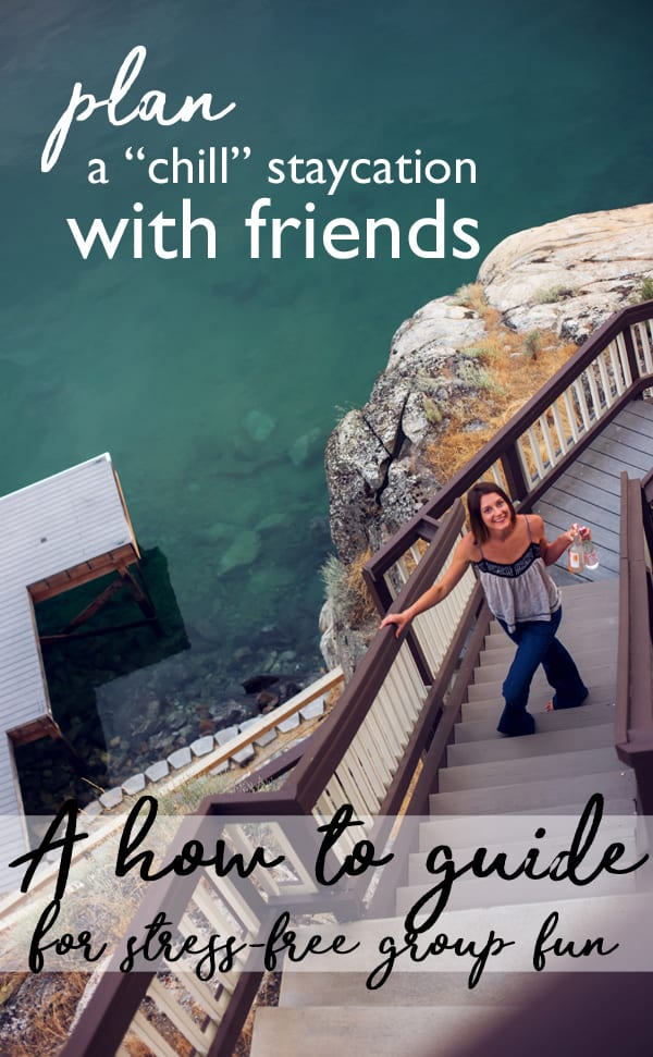 This how-to guide to planning a vacation with friends will have you searching for a reason to get away! Whether for a birthday, bridal party, or other no-reason-at-all you'll be planning, booking and hosting a