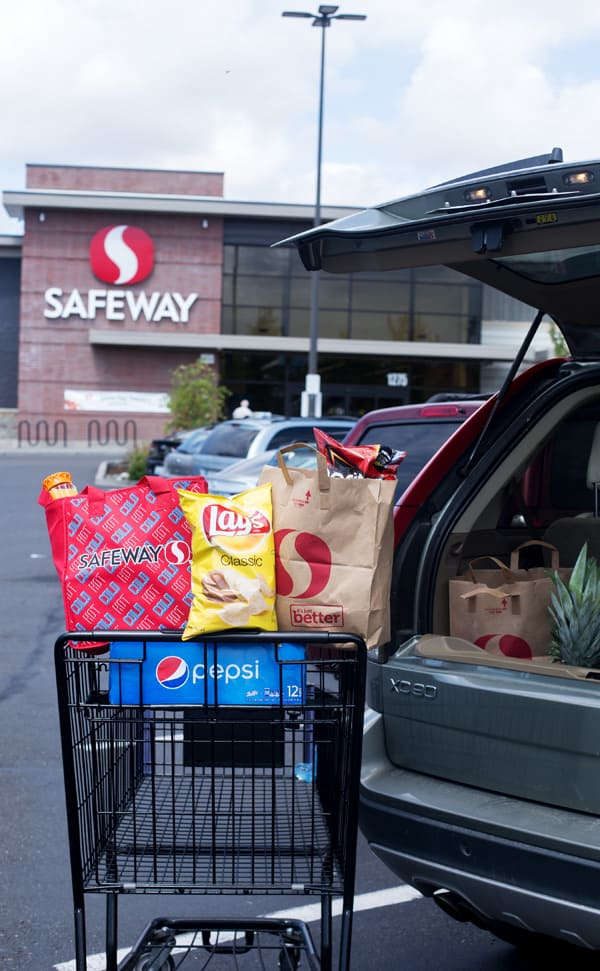 Be ready for any sleepover, camp out, picnic or family adventure the end of summer brings with the Safeway Anniversary Sale! @Safeway #ad