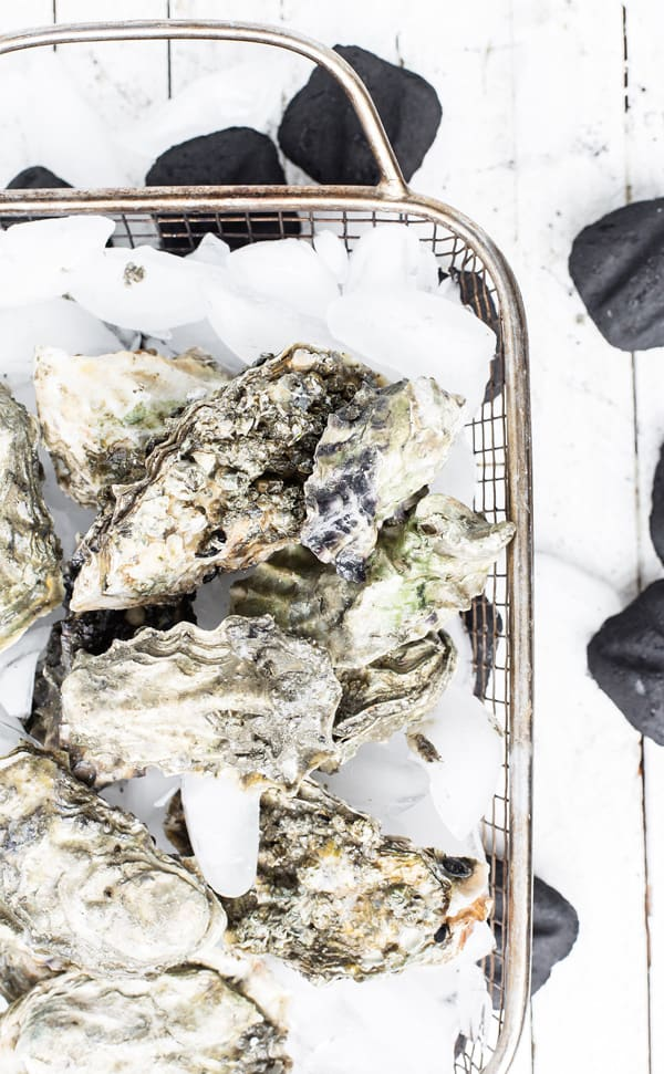 Kingsofrd Charcoal and fresh seafood
