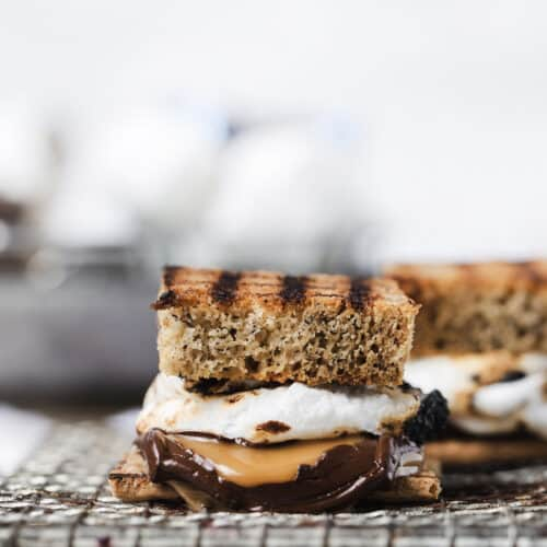 Peanut Butter Banana Elvis Smores Fresh Flavorful