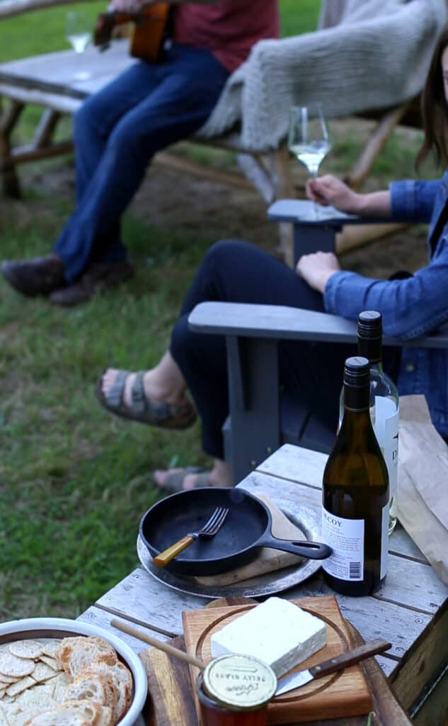 woodfired food and campfire cooking ideas