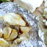 Perfect Roasted Garlic is baked using a simple technique for creamy roasted garlic, without stickiness or waste. roasted garlic | easy roasted garlic recipe | no food waste