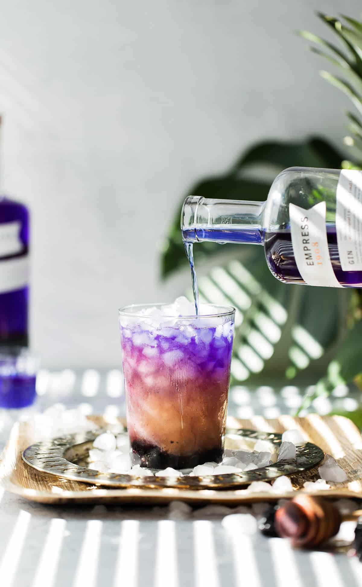 Empress Gin cocktail recipe